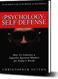 The Psychology of Self-Defense Book